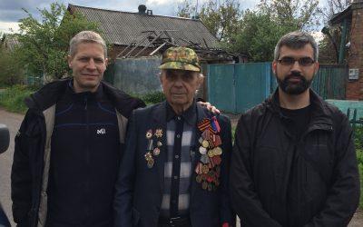 Compte-rendu de la dernière mission d'Ouest-Est au Donbass