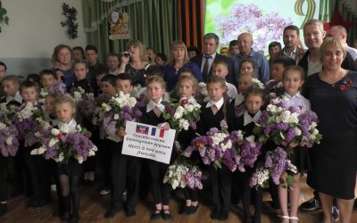 Compte-rendu de la dernière mission humanitaire de Ouest-Est au Donbas en guerre