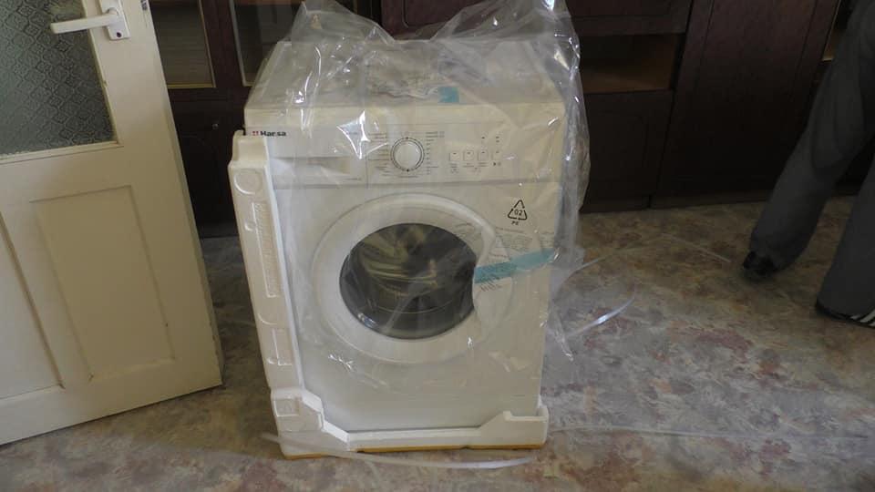 Machine  à laver Sidorenko